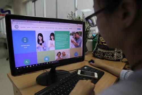Người chơi hụi online được cung cấp các công cụ hiện đại để giao dịch, trao đổi và mời gọi người khác tham gia Ảnh: Hoàng Triều