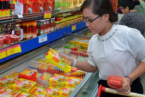 Ngành chế biến thực phẩm, đặc biệt là các thương hiệu mạnh, đang là miếng bánh hấp dẫn các nhà đầu tư nước ngoàiẢnh: Tấn Thạnh