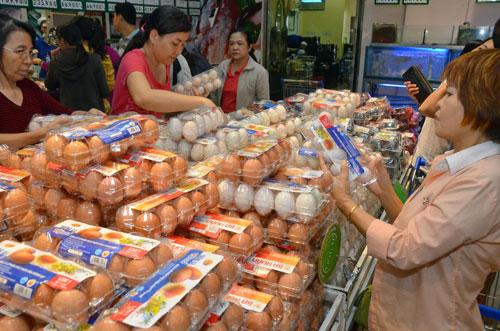 80% lượng hàng hóa cho dịp Tết đã được các doanh nghiệp TP HCM chuẩn bị xongẢnh: Tấn Thạnh