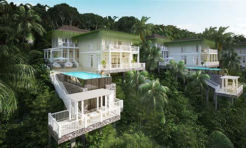 Biệt thự trên đồi Diamond Villa thuộc dự án Premier Village Phu Quoc Resort