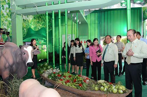 Đầu tàu kinh tế nông nghiệp đô thị