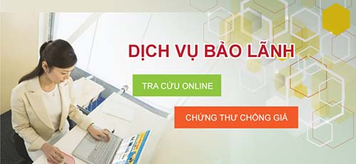 Tra cứu online chứng thư bảo lãnh tại Sacombank