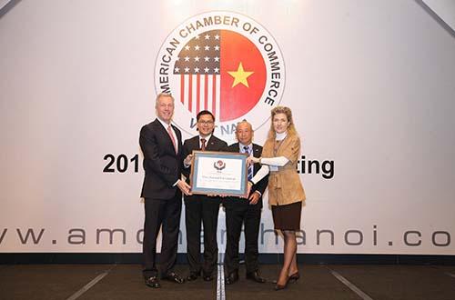 Hai năm liên tiếp được vinh danh vì những cống hiến cho cộng đồng đã cho thấy sự nỗ lực của Dow trong việc thúc đẩy sự phát triển bền vững của Việt Nam