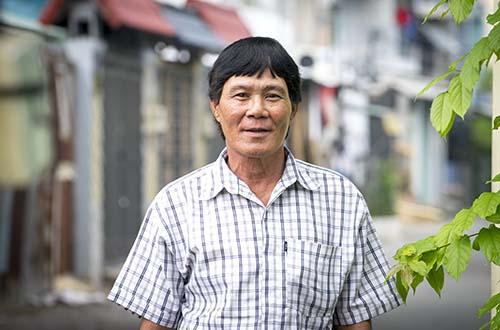 Bệnh thoái hóa cột sống của ông Nguyễn Tấn Thành đã thuyên giảm nhờ có chế độ dinh dưỡng hợp lý