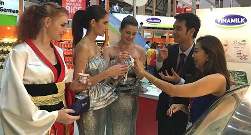 Vinamilk đẩy mạnh thâm nhập thị trường Thái Lan bằng việc ra mắt các sản phẩm sữa chua ăn phù hợp với người tiêu dùng địa phương