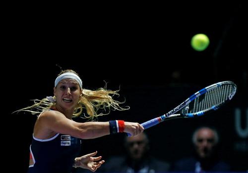 Tinh thần thi đấu kiên cường là điểm mạnh của Cibulkova