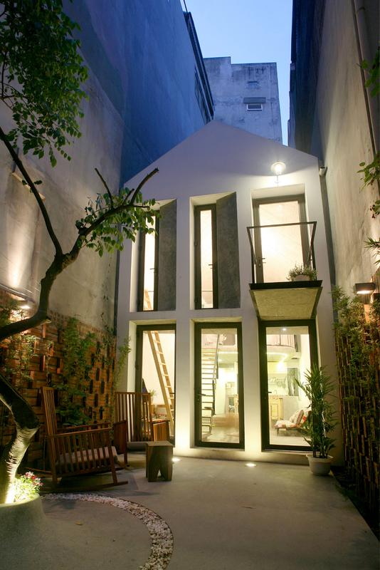 Khám phá ngôi nhà nhỏ độc đáo nhất Hà Nội