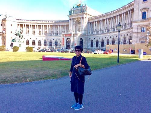 Chấm phá thành Vienna