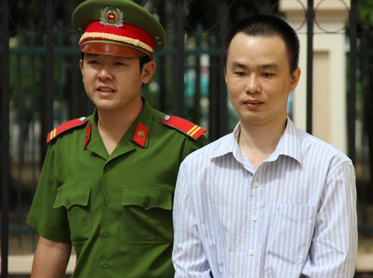 Bị cáo Lâm Minh Mẫn