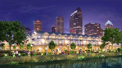 Nhận đặt chỗ dự án Golden Center City 2