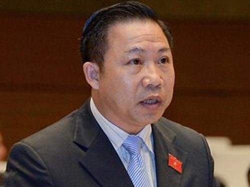 ĐB Lưu Bình Nhưỡng cho rằng nguyên Giám đốc Sở LĐ-TB-XH tỉnh Hải Dương trả lời như trả lời về việc bổ nhiệm lấp liếm, rất vô trách nhiệm