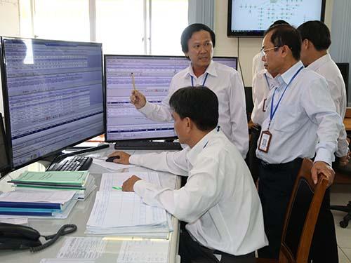 Vận hành hệ thống thu thập dữ liệu từ xa tại Công ty Điện lực Bến Tre