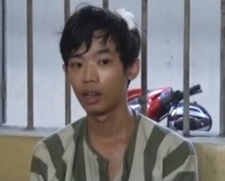 Nguyễn Văn Thành bị bắt do trộm bao tiền quá to