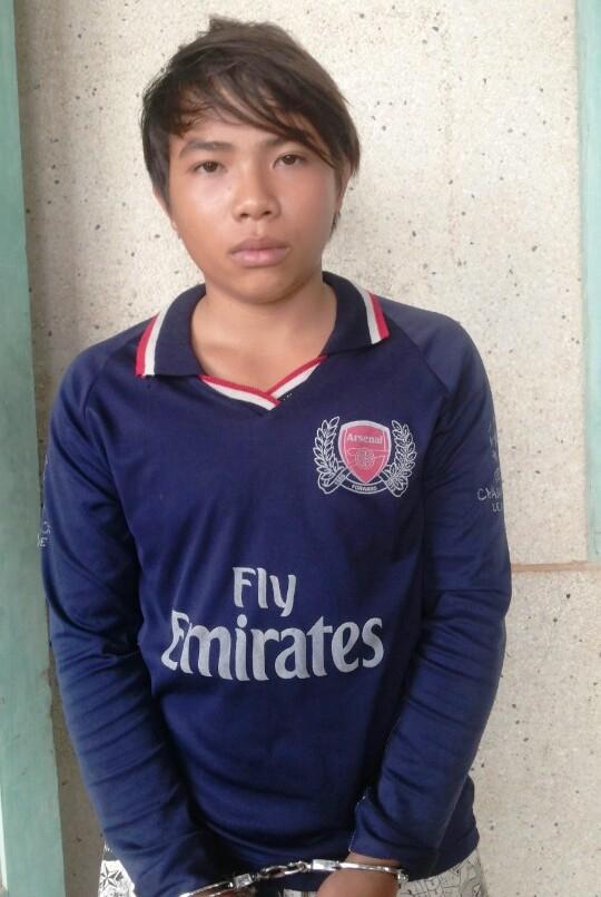 Đối tượng Nhịn mới 13 tuổi