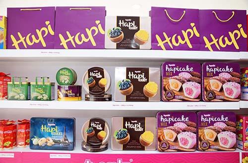 Các sản phẩm mang thương hiệu Topcake