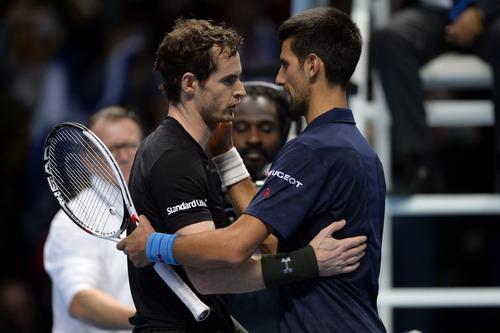 Andy Murray soán ngôi số 1 ATP của Novak Djokovic từ tháng 11- 2016