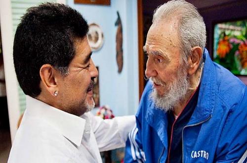 Cựu danh thủ Diego Maradona nhập viện khẩn cấp sau sinh nhật thứ 60 - Ảnh 3.