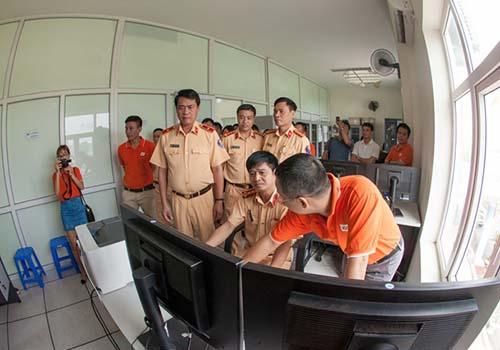 Sắp xử lý vi phạm bằng hình ảnh tuyến Nội Bài - Lào Cai