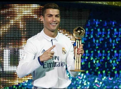 Giải thưởng Quả bóng vàng tại World Cup các CLB 2016