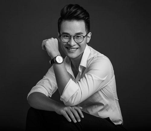 Ca sĩ Hà Anh Tuấn. (Ảnh do nhân vật cung cấp)