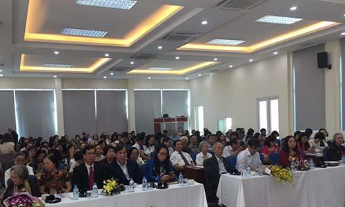 Toàn cảnh Hội nghị khoa học dinh dưỡng lần thứ 8 tại Hà Nội