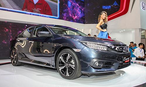 Honda Civic sẽ nhập từ Thái Lan và không còn lắp ráp tại Việt Nam.