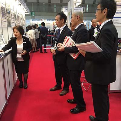 """""""Triển lãm sáng tạo giá trị mới 2016"""" tại Nhật Bản"""