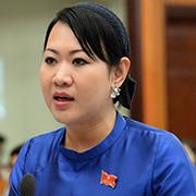 Bà Phan Thị Hồng Xuân, đại biểu HĐND TP HCM: