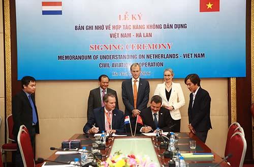 Hỗ trợ phát triển hàng không Việt Nam