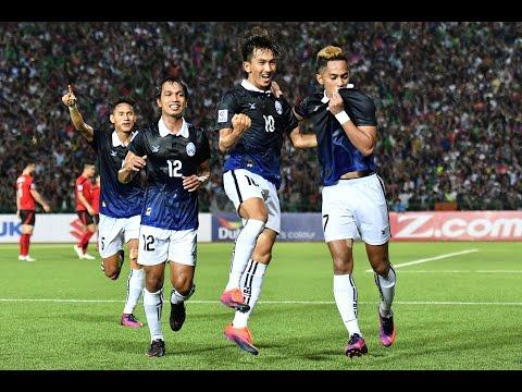 Đội tuyển Campuchia vào vòng bảng AFF Suzuki Cup 2016
