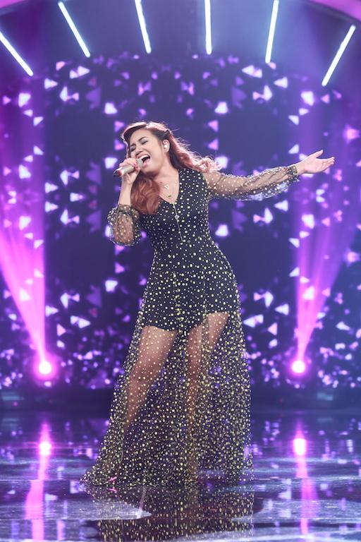 Janice Phương trong ca khúc Đừng you