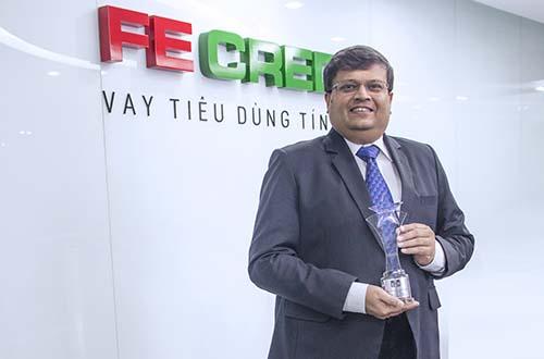 """Fe Credit nhận """"Thương hiệu tài chính tiêu dùng tốt nhất Việt Nam 2016"""""""