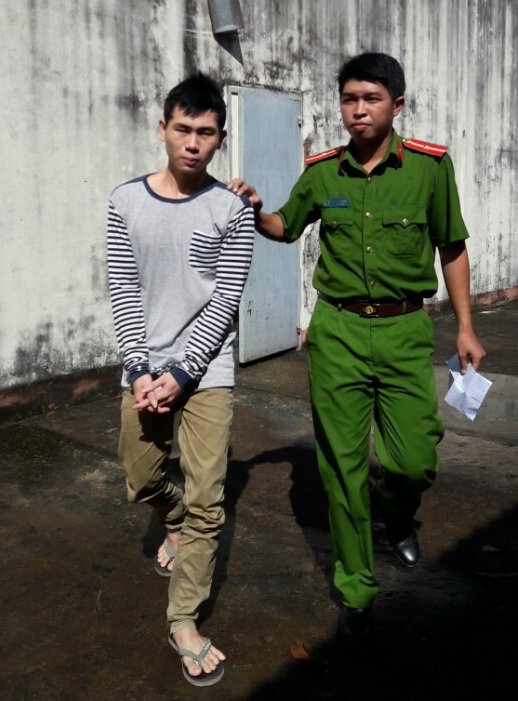Phan Hoàng Hùng đã đến cơ quan Công an huyện Phú Quốc đầu thú sau khi biết Nguyên tử vong.