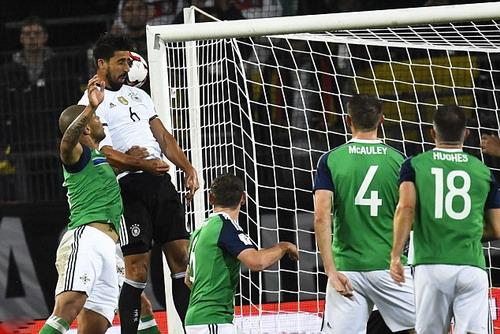 Khedira ấn định chiến thắng 2-0