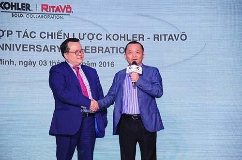 Kohler kỷ niệm 10 năm hoạt động tại Việt Nam