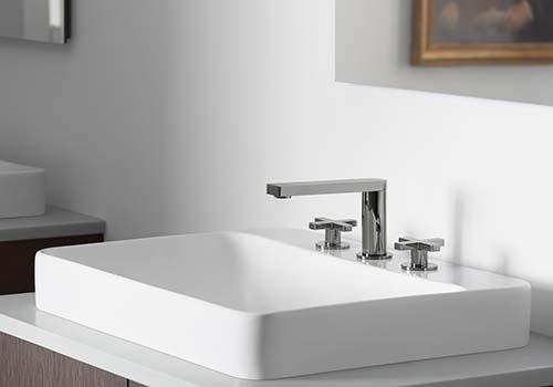 Kohler ra mắt bộ sưu tập vòi nước Composed