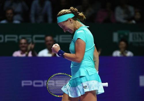 Kuznetsova trên đường trở lại ở tuổi 32