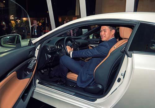 TMV triệu hồi kiểm tra túi khí xe Lexus RX350 & RX 200t