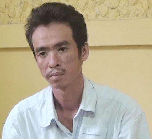 Nguyễn Văn Hùng tại cơ quan điều tra