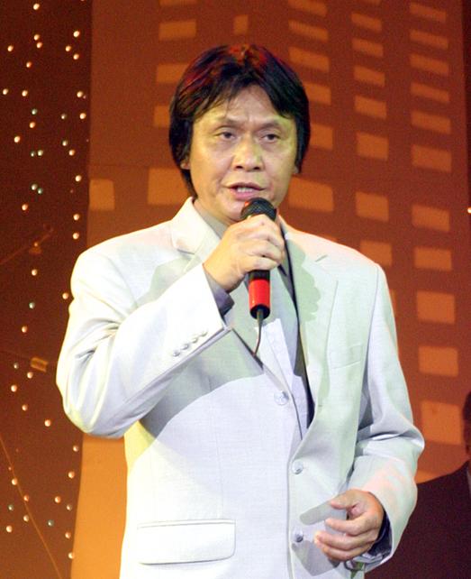 Ca sĩ Quang Lý. Ảnh: Thanh Hiệp