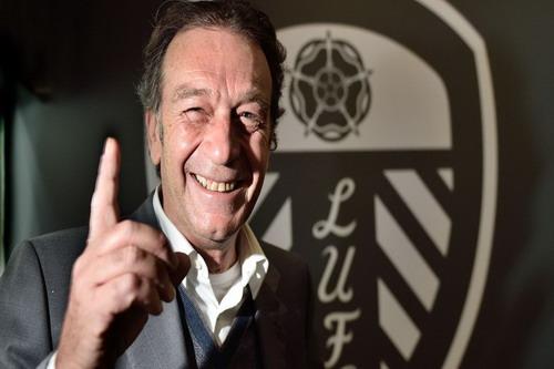 Ông bầu Massimo Cellino (Leeds Utd)