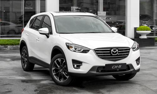 Mazda đang giảm giá sâu nhiều mẫu xe tại Việt Nam