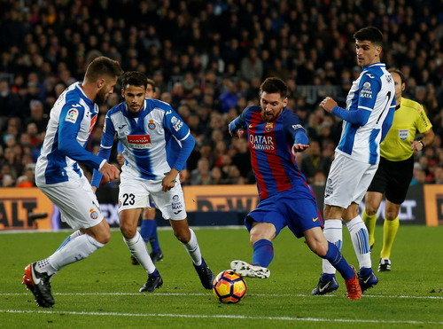 Messi tỏa sáng đúng lúc với 1 bàn thắng và 2 pha kiến tạo