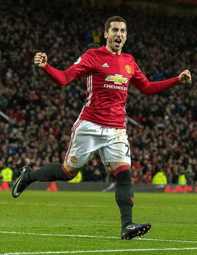 Mkhitaryan đã giành được niềm tin từ HLV Mourinho
