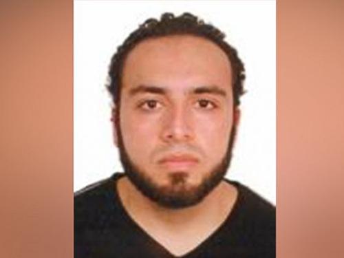 Tên Ahmad Khan Rahami Ảnh: Sở Cảnh sát New York