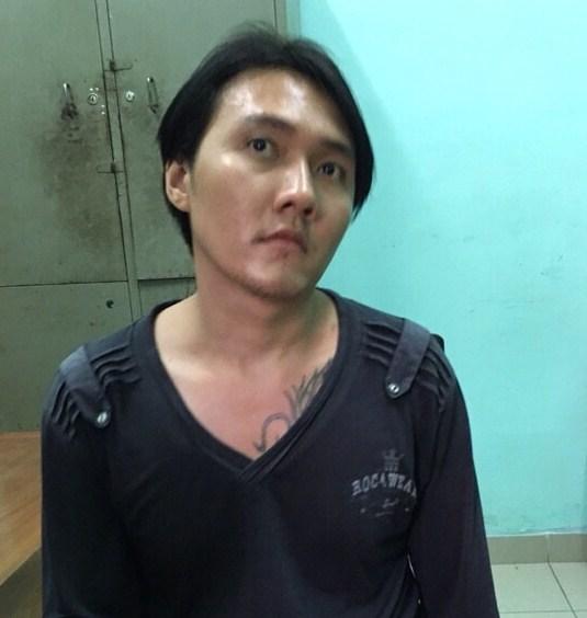 """Nguyễn Minh Nhật (tự là """"Nhóc""""; SN 1993; ngụ quận Bình Thạnh)."""