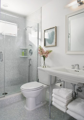 Những sai lầm tối kỵ với phòng tắm