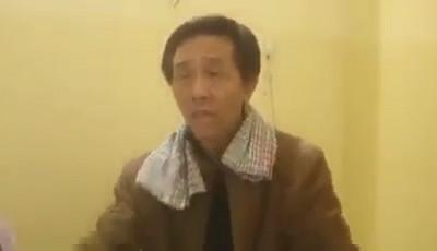 Bác sĩ Ri Yong của Triều Tiên. Ảnh: Youtube