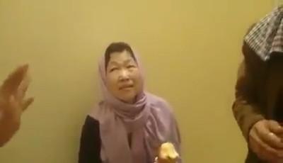 Vợ ông Ri Yong, bà So Young Ju. Ảnh: Youtube