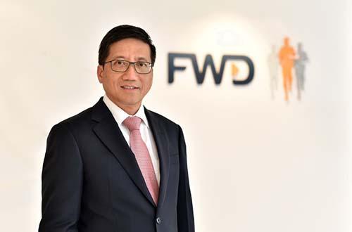Ông David Wong nhậm chức Chủ tịch Công ty FWD Việt Nam